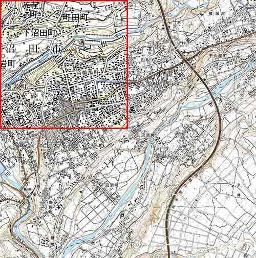 地理|地形図の見方